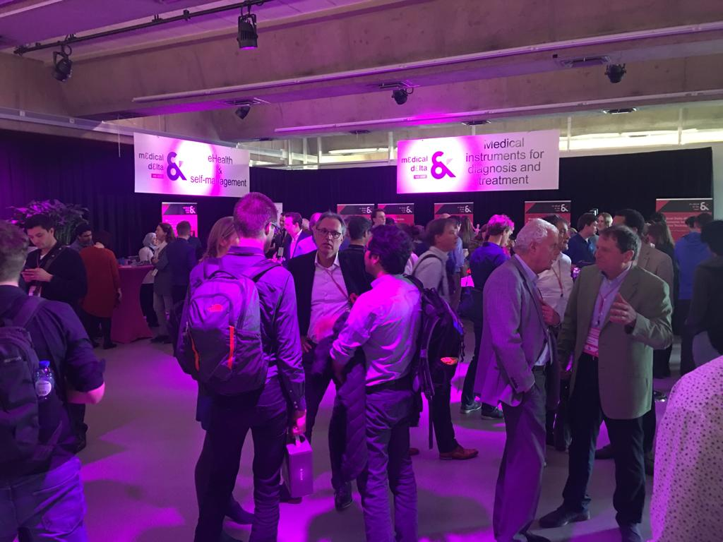 Medical Delta Conferences bring together knowledge and experience from three universities, two academic medical centers and four universities of applied sciences in the province of South Holland.