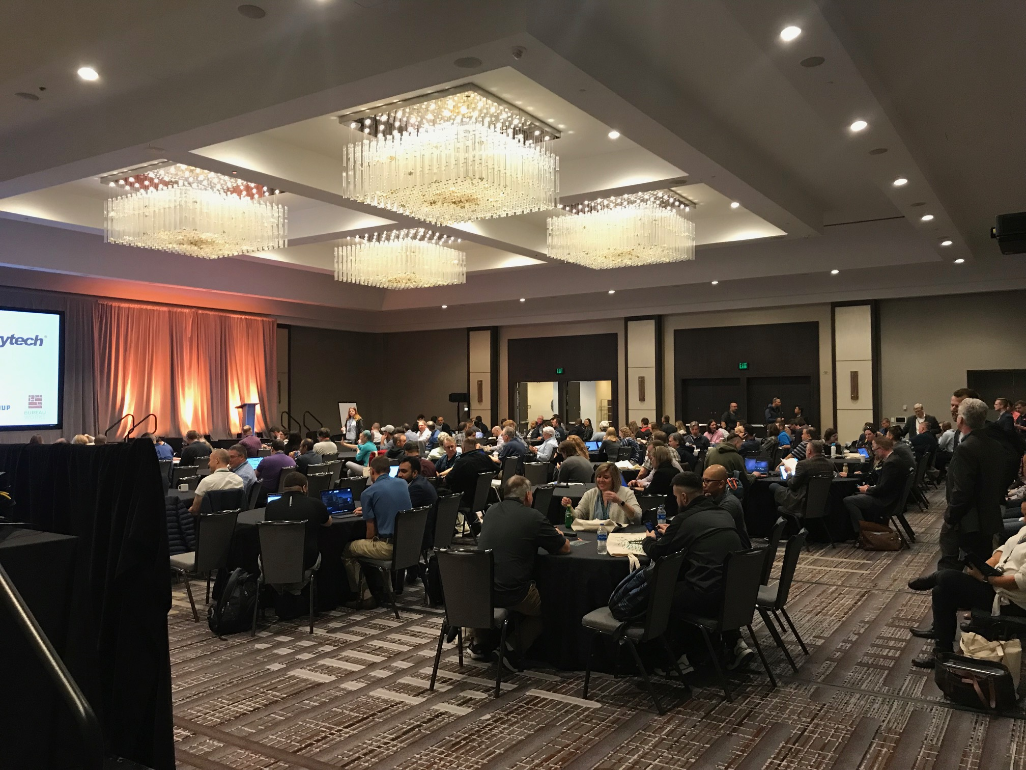 Several hundred customers, prospects, and partners could be found at Kentico Connect Denver which was held on October 2 – 3 at the Grand Hyatt Denver Downtown