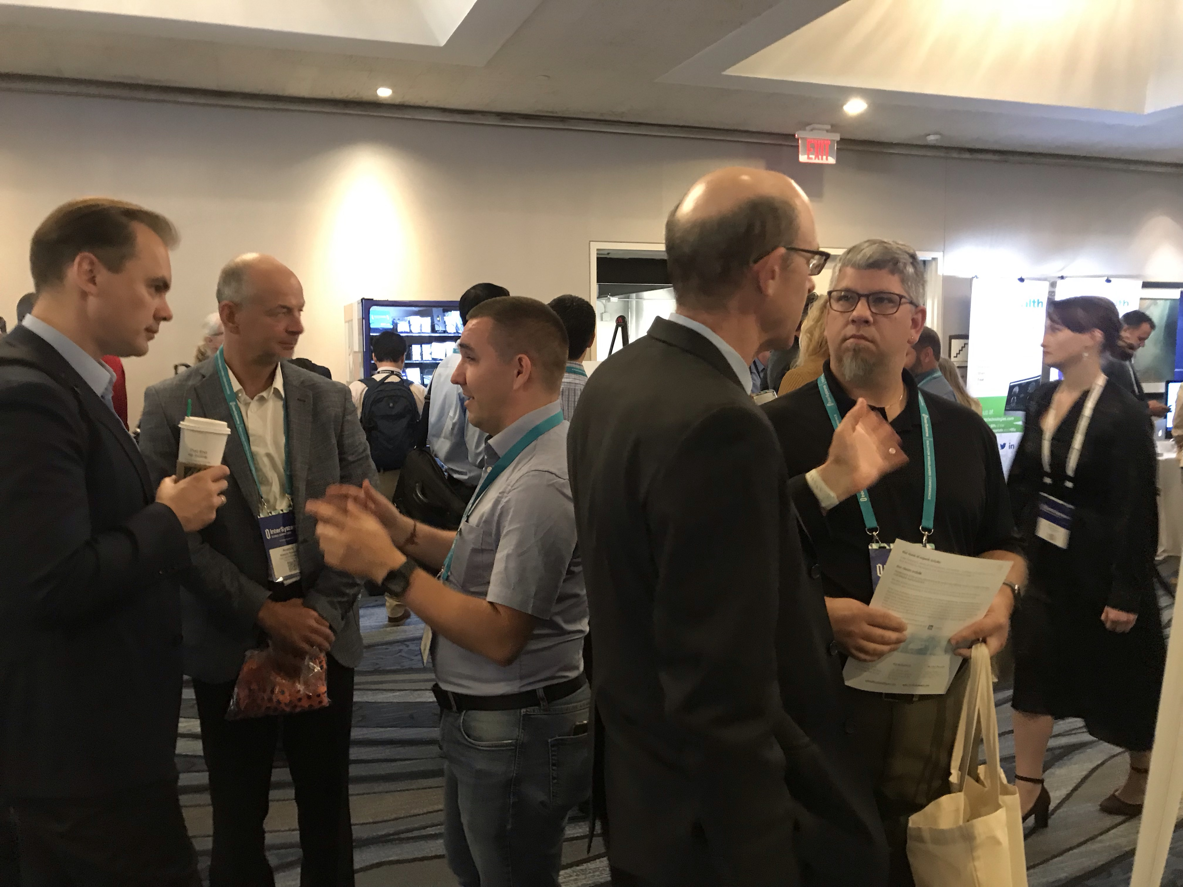 The InterSystems Global Summit was a three and a half-day event that was held at the Boston Marriott Copley Place, September 22-25, 2019.